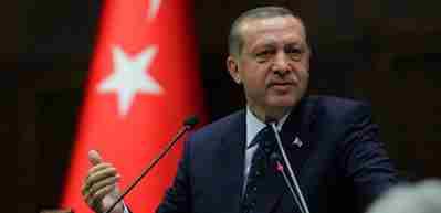 Erdoğan: Hiç kimse bize diz çöktüremez