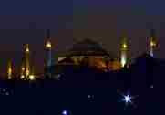 Gezi Parkında Miraç kandili Duyarlılığı