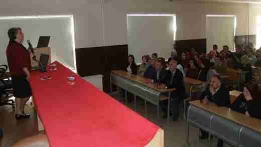 Sakarya Üniversitesi Öğrencilere tanıtıldı
