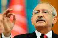 Kılıçdaroğlu'ndan AK Parti'ye destek
