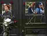 Paris'te PKK gösterisi