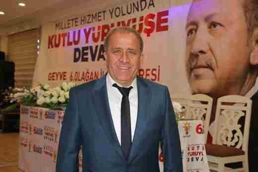 Başkan Özdemir'den Üniversite Teşekkürü