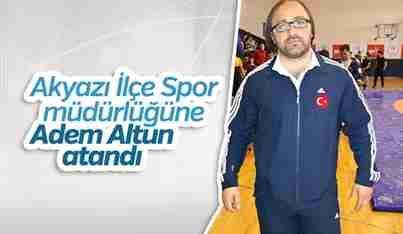 Geyvespor'un eski futbolcusu İlçe Spor Müdürü Oldu.