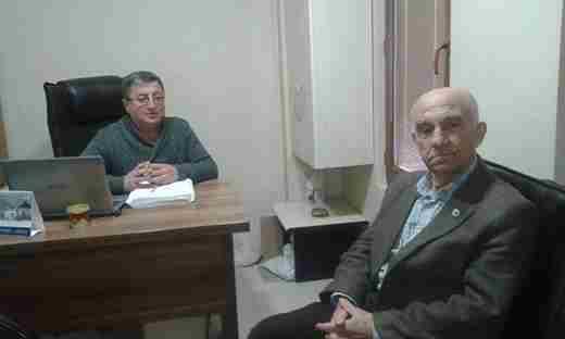 """Ahmet İşsever ile """"Taraklı Manav Sözlüğü"""" üzerine Hasbihal."""