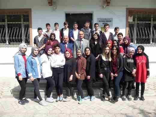Alifuatpaşa Kuvayi Milliye Müzesi gezildi