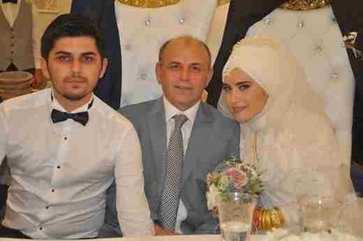 MHP'li Acartük'ten Oğluna Görkemli Düğün
