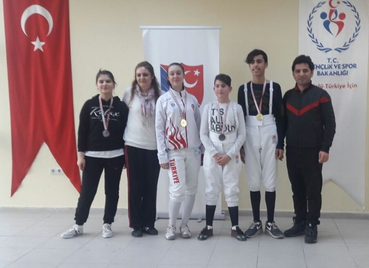 Atatürk Ortaokulu İl Birincisi