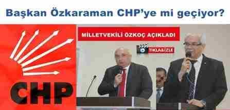 Başkan Özkaraman'a YALAZA Şakası
