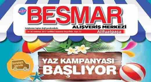 Besmar'da Yaz Kampanyası Başlıyor
