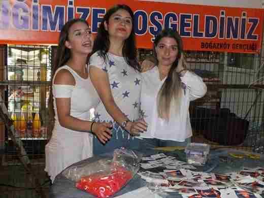 Boğazköyspor'dan Muhteşem Gece