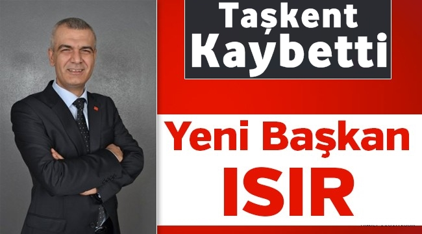 CHP'de Yeni İl Başkanı ISIR