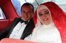 ebru erkose-fatih uyar-evlendi- (4)