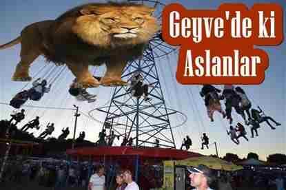 Geyve'de ki Aslanlar