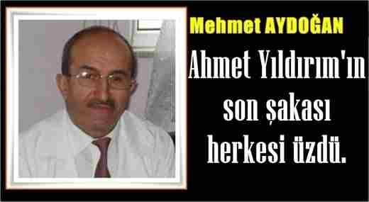 Ahmet Yıldırım'ın Şakası Sevenlerini Üzdü