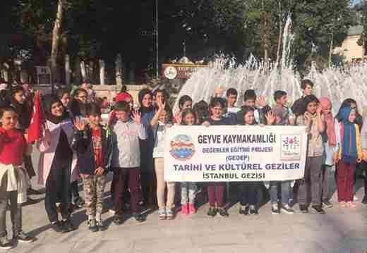 GEDEP Kapsamında İstanbul Gezisi