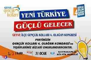 geyve-ak partyi-genclik-kollari-kongresi-