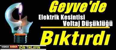 geyve-alifuatpasa-elektrik-kesintisi-voltaj-dusuklugu-