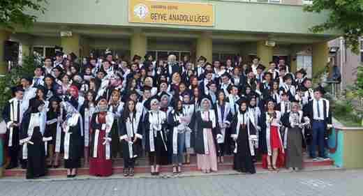Geyve Anadolu Lisesinin Başarısı