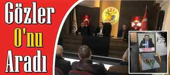 Cengiz'siz İlk Meclis Toplantısı Yapıldı.