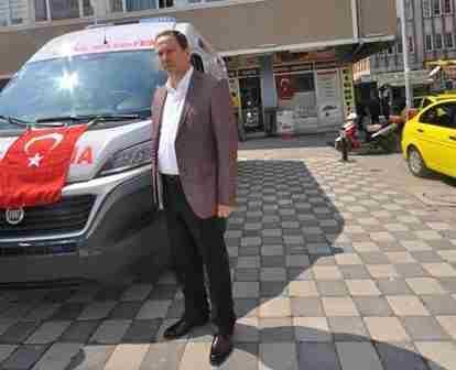 Sağlık Hizmetine Dördüncü Ambulans
