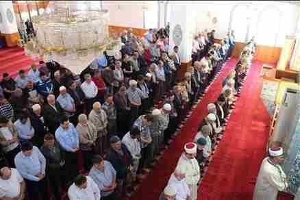 Filistin Şehitleri İçin Cenaze Namazı…