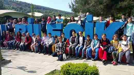 Başarılı Öğrencilere Bilecik Söğüt Gezisi