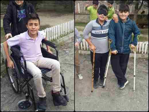 Karaçam'da Dünya Engelliler Günü
