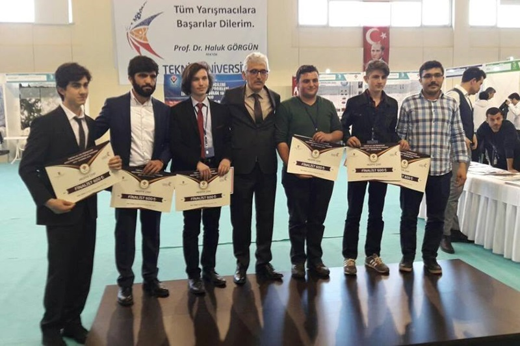 Geyve METEM Proje Ödüllerini Toplamaya Devam Ediyor