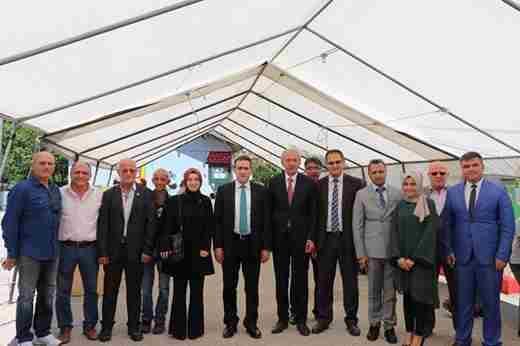 Nuruosmaniye'de TÜBİTAK Bilim Fuarı