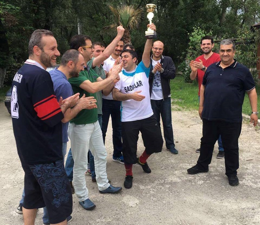 Sadırlar Futbol Turnuvası Final Maçıyla Nefesleri Kesti