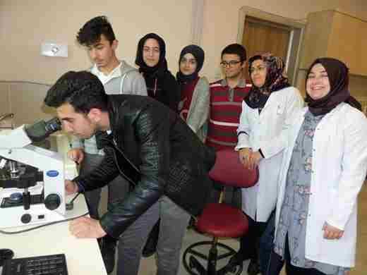 Hastanede Uygulamalı Eğitim
