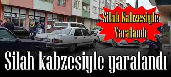 Geyve'de çıkan tartışmada bir kişi yaralandı.