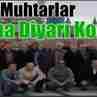 Geyveli Muhtarlar Konya'yı Gezdi…