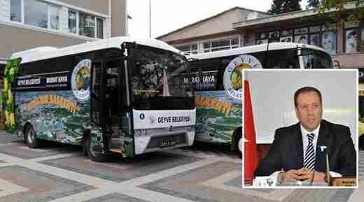 LYS'ye Gireceklere Belediye Otobüsleri Ücretsiz