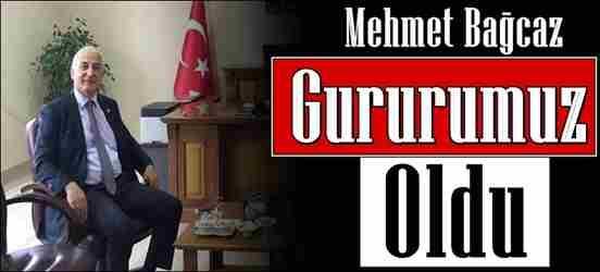 Mehmet Bağcaz Sayıştay Daire Başkanlığına Seçildi
