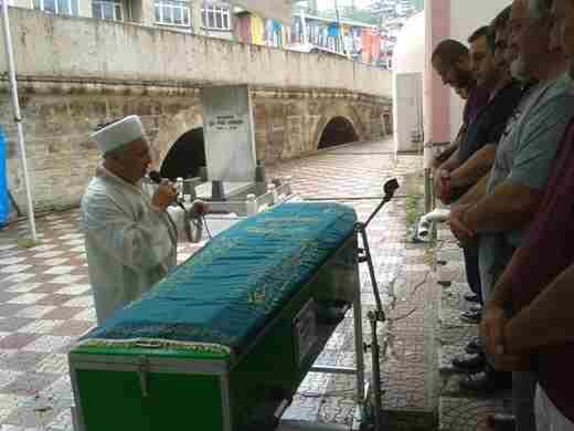 Mehmet Sever Vefat Etti