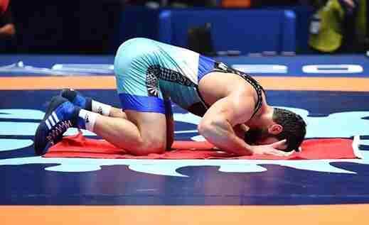 Sakarya'lı Metehan Başar Dünya Güreş Şampiyonu Oldu