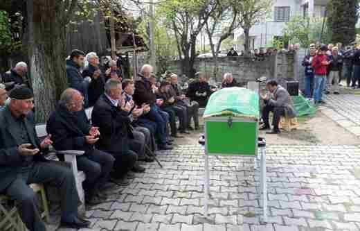 Mustafa Çay Vefat Etti