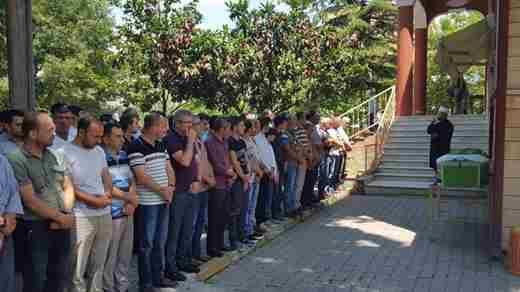 Mustafa Halimoğlu vefat etti