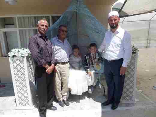 Mustafa Hamza Uysal Erkekliğe İlk Adımını Attı