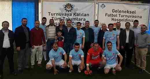 Ak Gıda'da Geleneksel Futbol Heyecanı Başladı