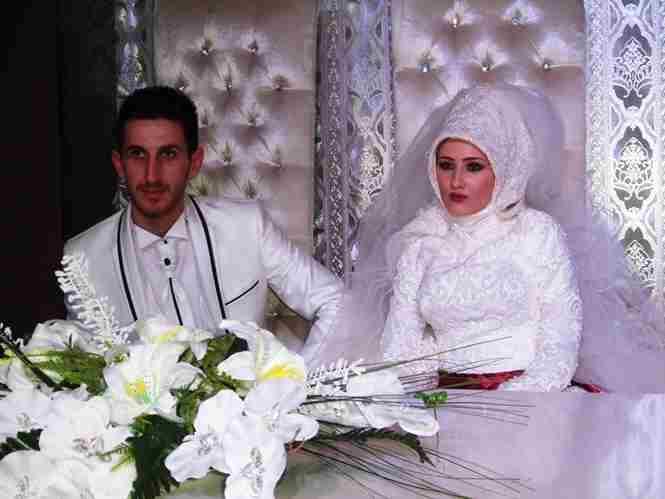 Pınar ile Ekrem Evlendi