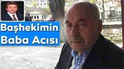 Eski Başhekim Murat Akgül'ün Baba Acısı