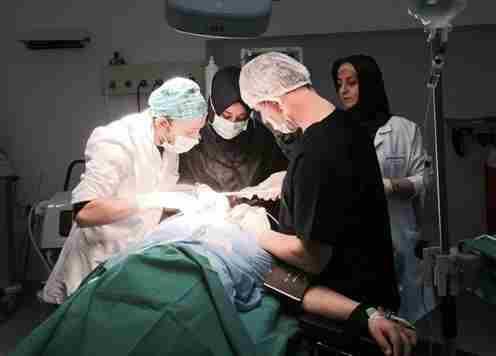 Sakarya Diş Hastanesinde Ameliyatlar Başladı