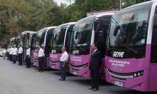 Geyve Koop. Otobüs Saatleri