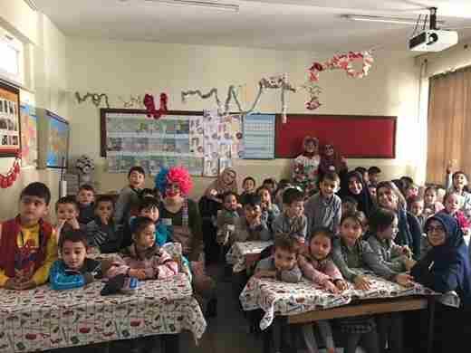 İlköğretim Öğrencilerine Mahremiyet Eğitimi