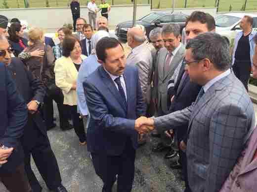 Vali İrfan Balkanlıoğlu Göreve Başladı