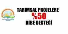 tarimsal-projelere-yuzde 50-destegi-