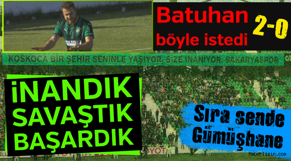 Bandırma'da Karadeniz Fırtınası..Yarı Finaldeyiz !