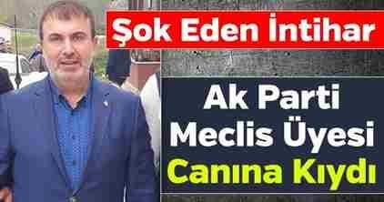 Serdivan Belediyesinin Meclis Üyesi İntihar Etti!
